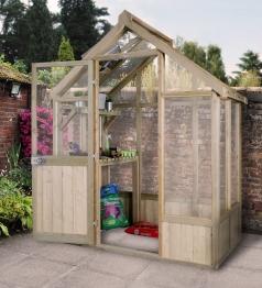 Vale Pressure Greenhouse 1829mm X 1219mm