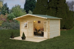 Buxton Log Cabin 4000mm X 3000mm
