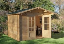 Bradnor Log Cabin 3000mm X 2500mm
