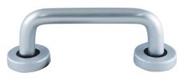 4trade Pull Handle Concealed Fix Satin Anodised Aluminium 152mm