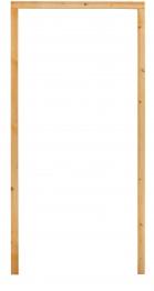 External Softwood Door Frame To Suit 2'6x6'6 Door. No Sill. (f26)