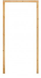 External Fire Resistant Door Frame To Suit 2'9x6'6 Door. No Sill (df29fca2)