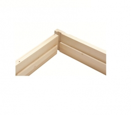 Whitewood Door Lining Set + Stops 32 X 115mm
