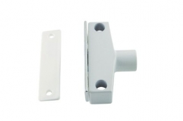 4trade Window Snaplock White Pack Of 2 & Key