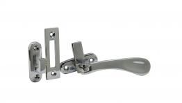 4trade Chrome Plated Casement Fastener Reversible