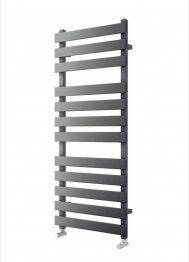 Iflo Tanami Designer Towel Radiator Anthracite 800mm X 500mm