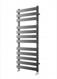 Iflo Tanami Designer Towel Radiator Anthracite 1200mm X 500mm