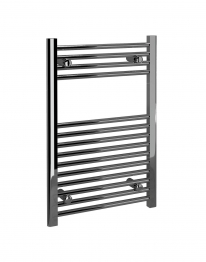 Straight Towel Rail Chrome Finish 750 X 500mm