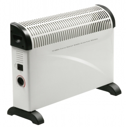 Rhino Silent Convector Heater 2kw