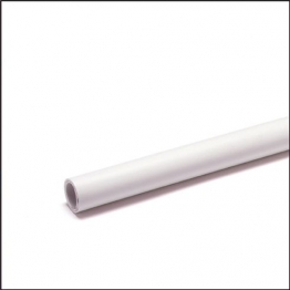 Hep2o Barrier Pipe Straight White Hxx06/22w 22mm X 6m