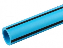 Osma Mdpe Coil Trigon 12.5 Bar Blue 25mm X 50m
