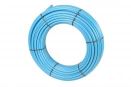 Osma Mdpe Pipe Blue 25mm X 25m