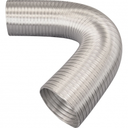 Iflo Aluminium Flexible Ducting 100mm X 1500mm