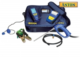 Sprint Evo3 Bluetooth Flue Analyser Kit 2 Including Leak Probe Printer & Anton Pressure Relief Valve
