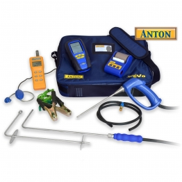 Sprint Evo2 Analyser Kit 4 As Kit 3 But Including Indoor Air Quality 8494 Co2 Detector