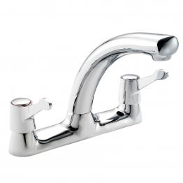 Pegler Quarter Turn Sink Mixer Dual Flow