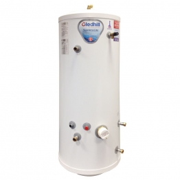Gledhill 300l Indirect Stainless Steel Unvented Cylinder