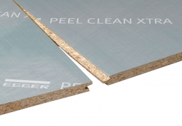Egger Peelclean Xtra Tongue And Grooved 4 Sides 22mm X 2400mm X 600mm