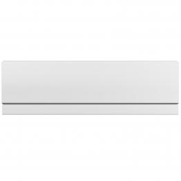 Bath Front Panel 1700mm White Acrylic
