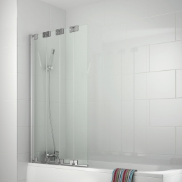Iflo Ravana 4 Fold Bath Screen