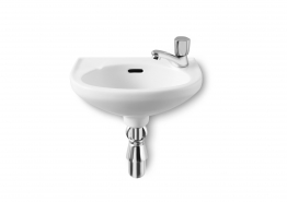 Roca A325316005 Laura Cloakroom Basin 350mm White