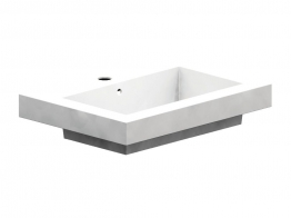 Iflo In Line Basin 510mm X 375mm