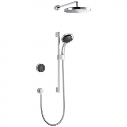 Mira Platinum Dual Outlet Rear Fed High Pressure