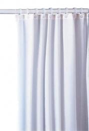 White Shower Curtain 1800 X 1800mm