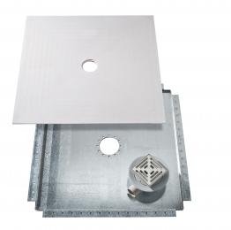 Kudos Aqua4ma Wrtt900 Floor4ma Trays 900mm X 900mm