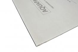 Knauf Aquapanel Tile Backing Board 6mm X 1200mm X 900mm (1.08m²/sheet)