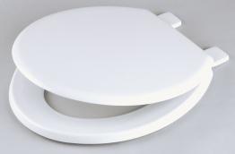 Cme Celmac Emerald Double Flap Seat White Sem11wh
