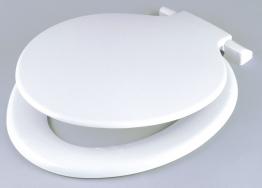 Cme Celmac Seat + Cover White Dpp Lw Calypso Sca21wh