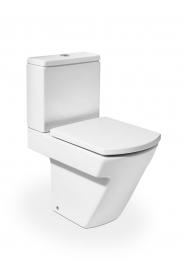 Roca 801622004 Hall Soft Close Toilet Seat White