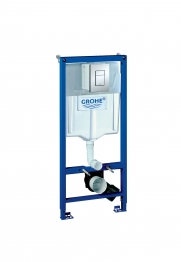 Grohe Rapid Sl Wc Cosmo Plate Dual Flush 1130mm