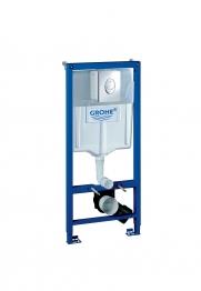 Grohe Rapid Sl Wc Plate Dual Flush Set 1130mm