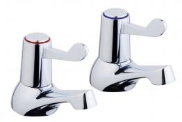 Lever Bath Tap (pair)