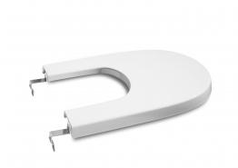 Roca A8062ac004 Meridian-n Compact Soft-close Bidet Cover White