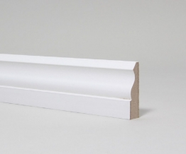 Mdf Moulded & Primed Ogee Architrave 18mm X 69mm X 4.4m