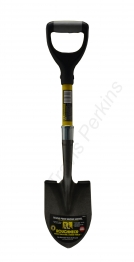 Roughneck Micro Round Shovel 27in