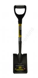 Roughneck Micro Square Shovel 27in