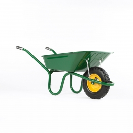 4trade Puncture Proof Wheelbarrow 90l