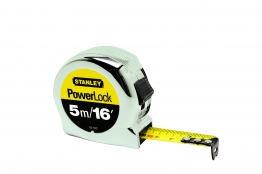 Stanley Powerlock Tape 5m (16')