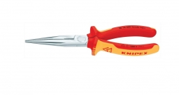 Knipex Vde Snipe Nose Cut Pliers 200mm 2618200