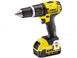 Dewalt 18v Xr Brushless Hammer Drill Driver 1 X 1.5ah Battery