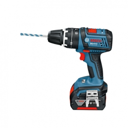 Bosch 18v Twin Packs - Bosch Gsb 18v-li & Gdr 18 V-li L-boxx Dynamic Twin Pack