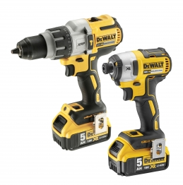 Dewalt 18v Xr Brushless Twinpack
