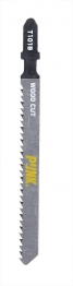 Punk Wood Cutting Jigsaw Blade Pack 5 T101b