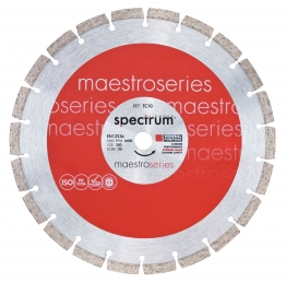 Spectrum General Purpose Segmented Diamond Blade Tc10 230mm