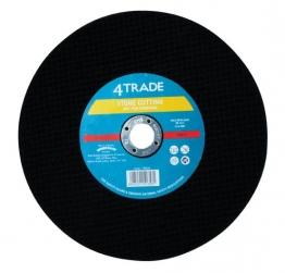 4trade Cutting Disc Flat Stone 115mm