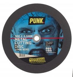 Punk Metal Cutting Disc 20mm Bore 300mm